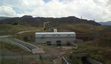 Tuzlaköy Serge Hydraulic Power Plant And Diversion Weir