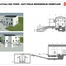 Ayvali Water-Distribution Pipeline Micro Hydro Power Plant